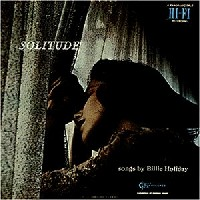 Cover of The Billie Holiday Story Vol. 2/6: Solitude